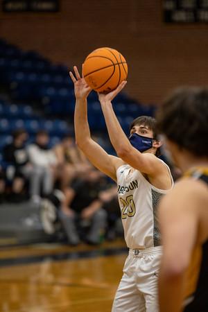 Boys Varsity Basketball 2/16