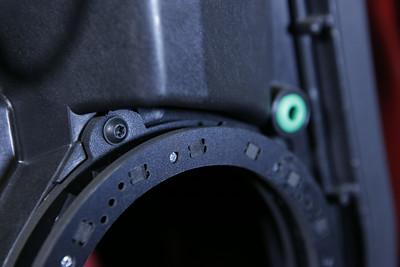 2005 Jaguar XJ8 Rear Speaker Installation - USA
