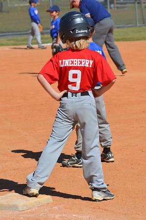 Boylan Fall Baseball 2015