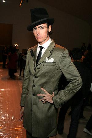 Vivienne Tam Olympus Fashion Week Spring Collection 2007