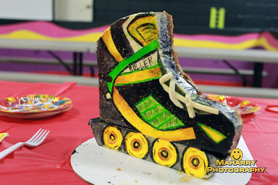 Rollerblade Cake 5/4/2011