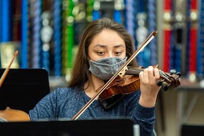 Orchestra: Rehearsal [4/27]