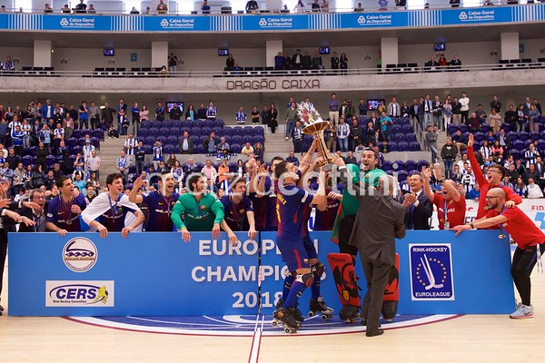 F4 Euroleague Cup Awarding Ceremony