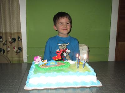 Alex's 4th Birthday