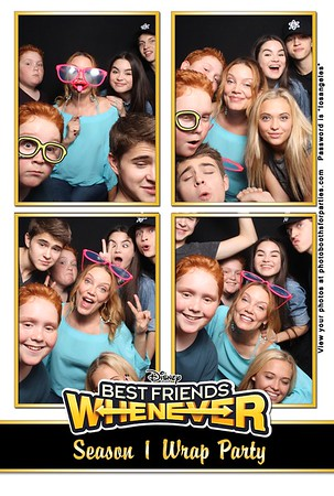 Best Friends Whenever Wrap Party