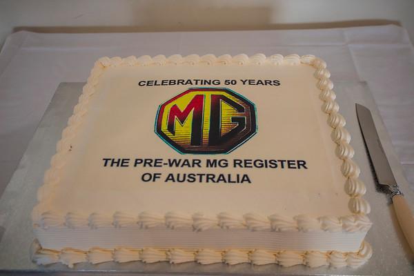 Pre-War MGs Bathurst 2015