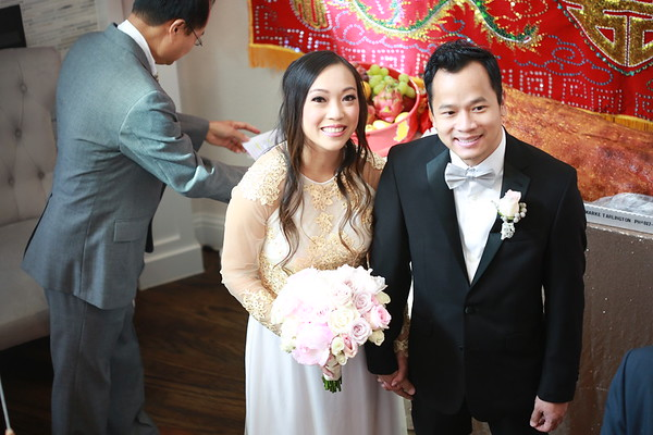 Julie & Tuan Wedding