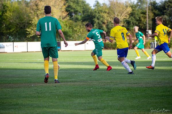 Egen UI vs FC Skanderborg 07.08.2018