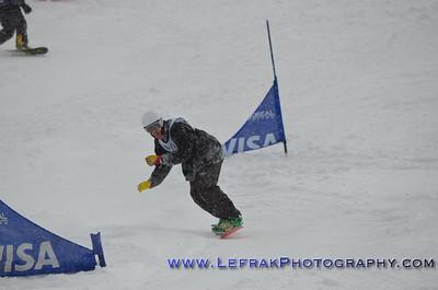 Boreal Slalom 2/13/2012 JV Men