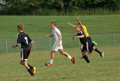 Soccer vs. Hiland