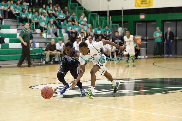 SPHS Boys Varsity Basketball vs. Carteret High School - 1/12/2015