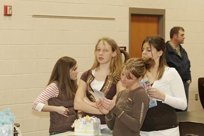 Girls Varsity Volleyball  - 2005-2006 - 3/23/2006 Volleyball Awards Dinner