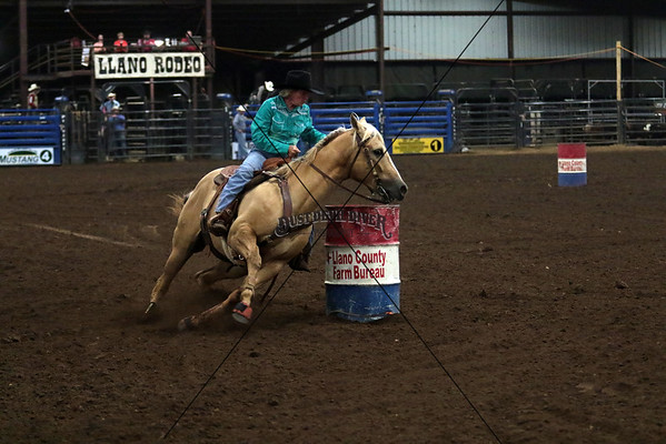 Friday Night Barrel Racing