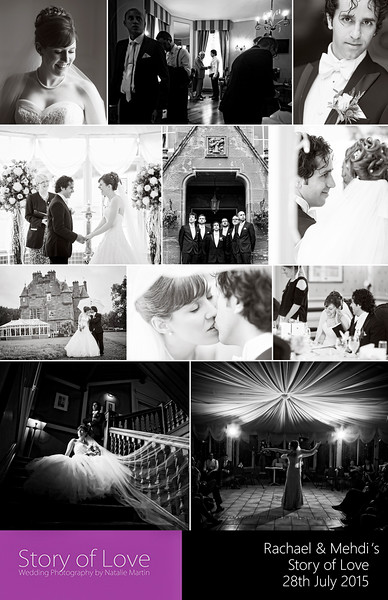 The photos are absolutely breath-taking! It really is remarkable how well you captured the feelings and emotions of our wedding day, we teared up watching the video you made of the photographs. Thank you for capturing so many beautiful moments. Brilliant job!