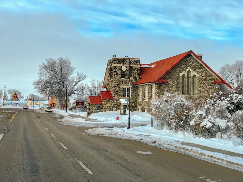 Church Arco, ID