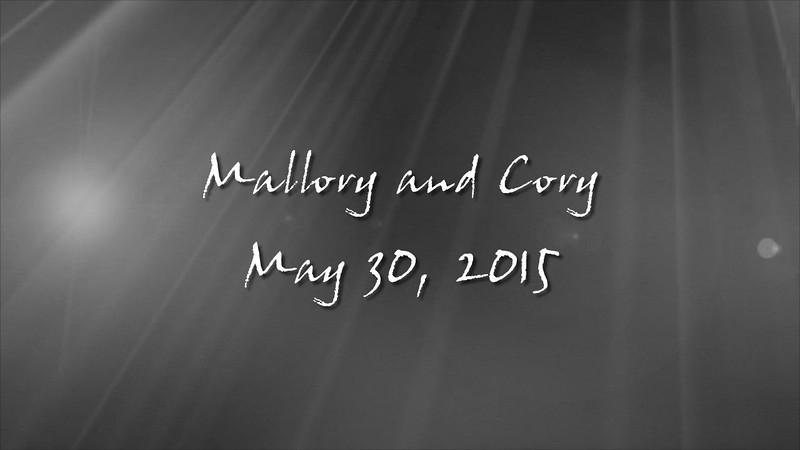 Mallory and Cory