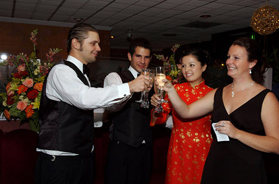 Toast & Wedding Cake PROOFS