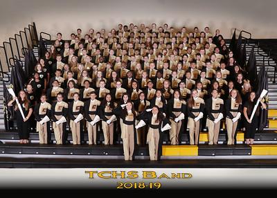 TCHS Band 2018