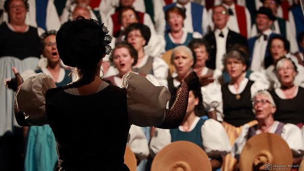 Chapeau, le costume ! - Centenaire de l'Association Cantonale du Costume Vaudois - Salle polyvalente de Palézieux - 28 mai 2016