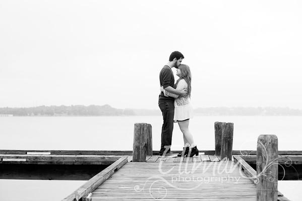 05.23.15 Tori & Ian in Black and White