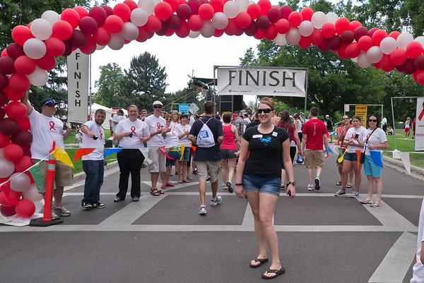 2012 AIDS Walk