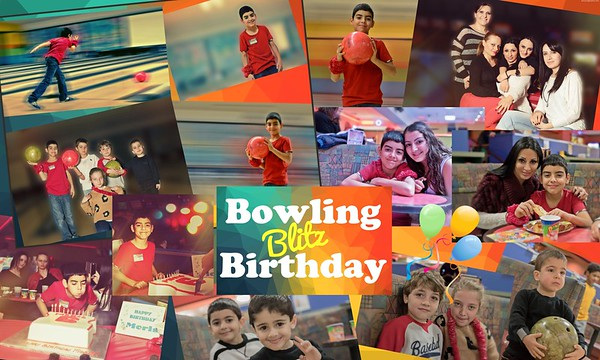 Bowling Blitz Birthday