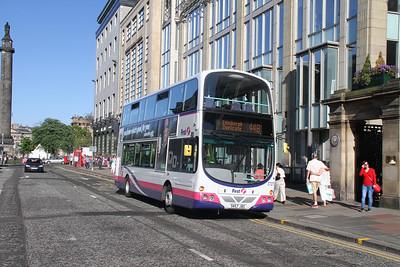 Edinburgh Marathon 2012
