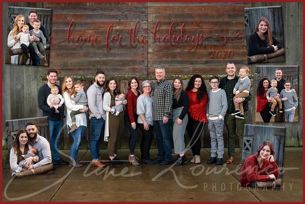 Wilhelm Family 2020
