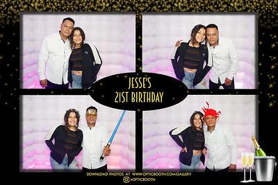 Jesse's 21st