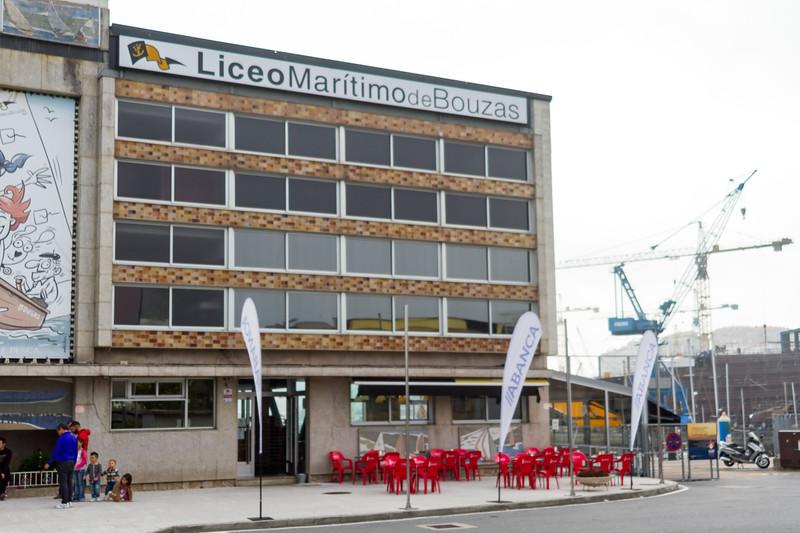 o Liceo MarítimodeBouzas - BOUSAS WABANCA - TITLE