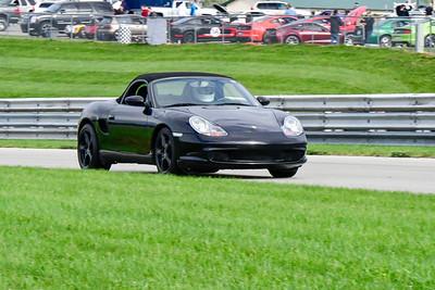 2020 SCCA TNiA Pitt Race Sept 30 Nov Blkl Porsche Boxter
