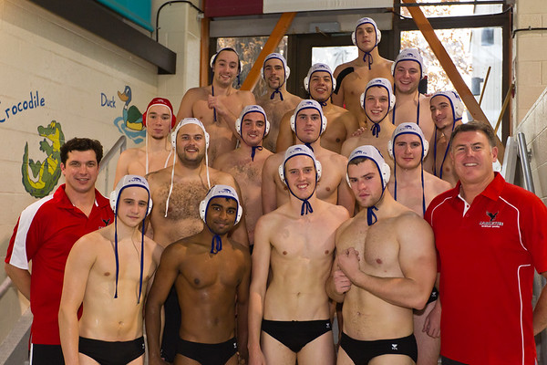 2011 OUA Mens Water Polo Championship
