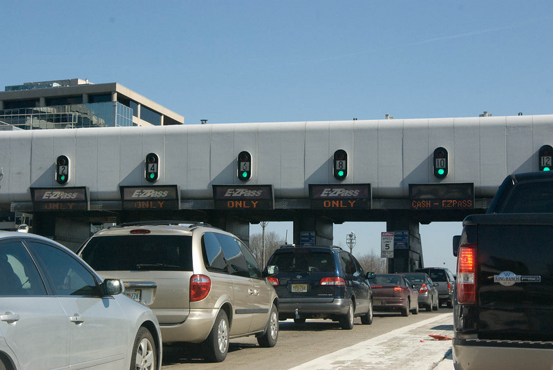 RoadTrip-81 : G Washington Bridge toll $8...what ?