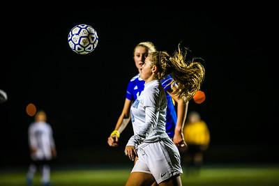Johnston vs Middletown Girls Soccer 9.24.18