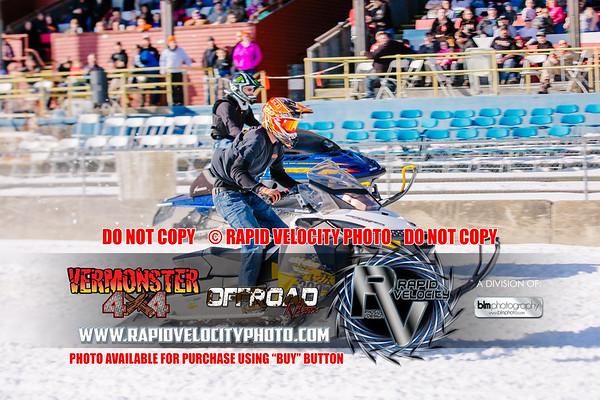 Snowmobile Drags
