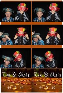 Ron & Chris
