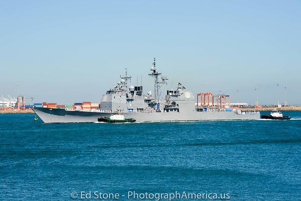 USS Halsey - DDG 97