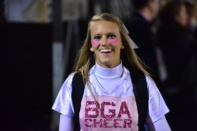 Allie's Senior Cheering 2015 BGA