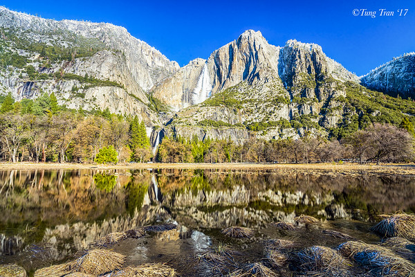 Yosemite Firefalls Trip 2-23 2-24 2017