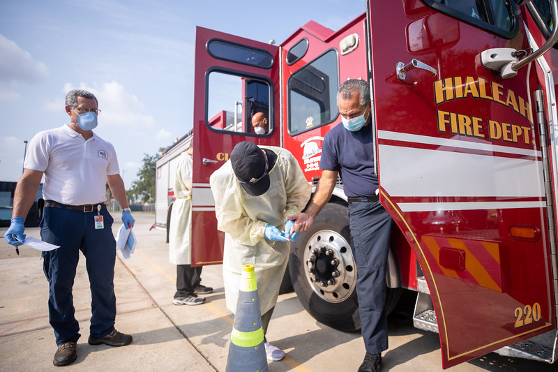 April 16, 2020 Gordon Center COVID Testing Hialeah Fire-136.jpg