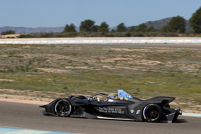 Photo Set - Formula E test – Calafat