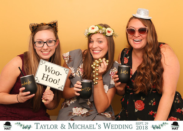 Talyor & Michael's Wedding