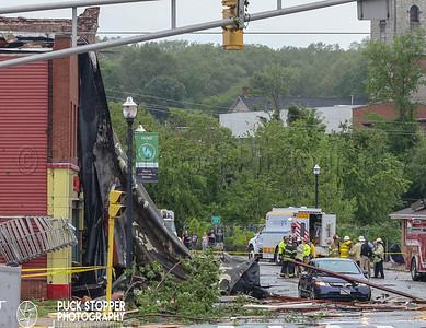 Natural Disaster Response - Webster, MA - 8/4/18