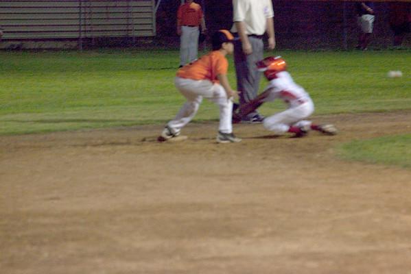 Y Baseball 2011
