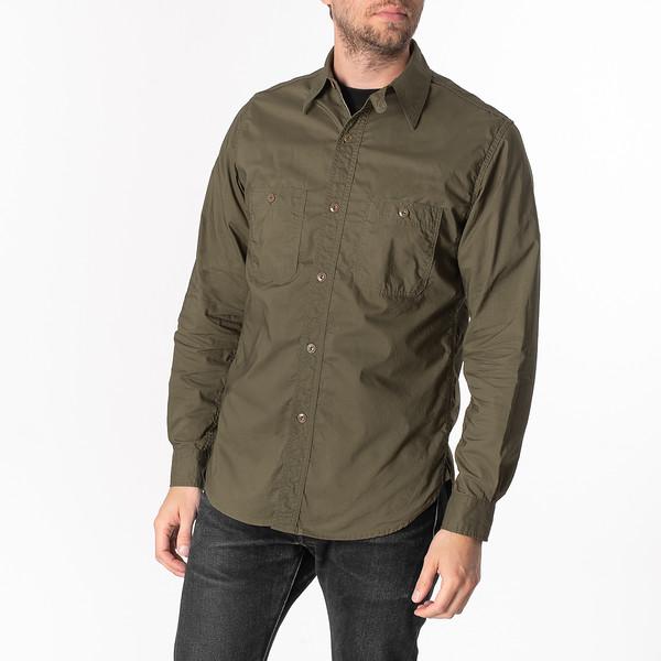 Papa Nui Tarawa Shirt - Olive--5.jpg
