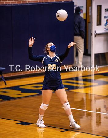 JV Volleyball 12/3