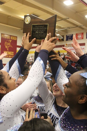 Cheerleading County Champions
