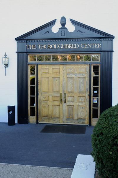 Thoroughbred Center Sept 2012
