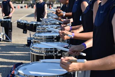 Plano Drumline Contest 9/23