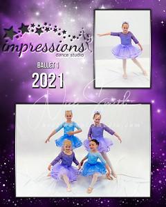 Ballet 1 Wed430 Izabella